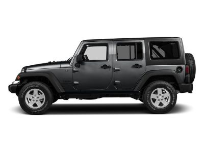 2016 Jeep Wrangler Unlimited Sahara (Granite Crystal Metallic Clearcoat)