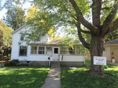 3 Bed 2 Bath Foreclosure Property in Mendota, IL 61342 - 3rd Ave