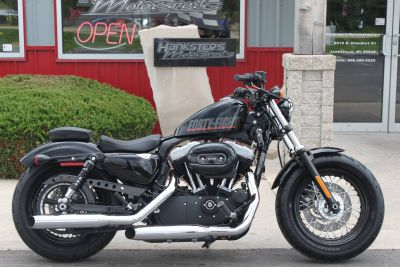 2013 Harley-Davidson Sportster Forty-Eight Sport Janesville, WI