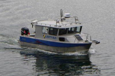 2011 Hewescraft Pacific Cruiser