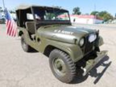 1955 Other Military M38A1 Jeep