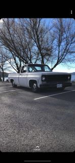 1979 Chevy Long Bed