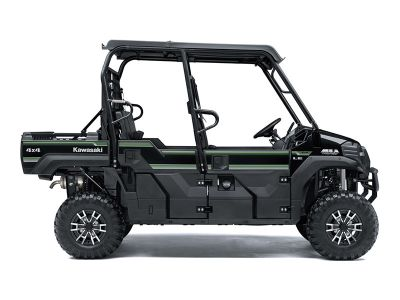 2019 Kawasaki Mule PRO-FXT EPS LE Side x Side Utility Vehicles South Hutchinson, KS
