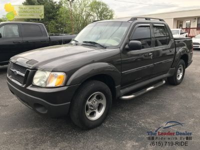2005 Ford Explorer Sport Trac XLS (Brown)