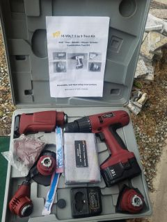 POP 5 in 1 Tool Kit with Accessories