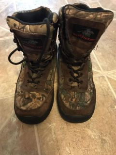 Size 3 Hunting/Winter Boots