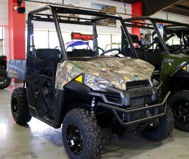2018 Polaris Ranger 570 Polaris Pursuit Camo Side x Side Utility Vehicles Bessemer, AL
