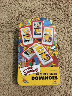 Simpson s dominos