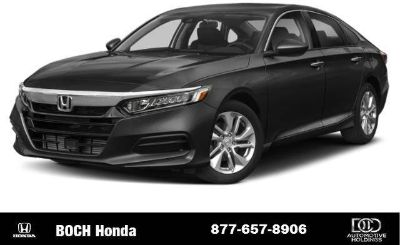 New 2019 Honda Accord CVT