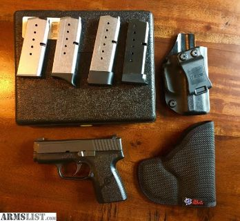 For Trade: Kahr PM9 DLC with nightsights and extras