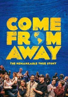 Come from Away - Elgin Theatre, Toronto, March 27