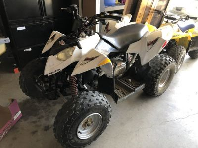2008 Polaris Outlaw Quad
