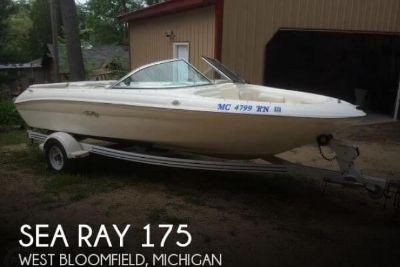 1998 Sea Ray 175