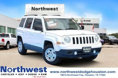 2017 Jeep Patriot Sport (Bright White Clearcoat)