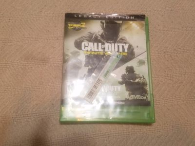 CALL OF DUTY INFINITE WARFARE IN EXCELLENT CONDITION XPOST