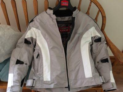 Ladies CoreTech Motorcycle Protective Jacket