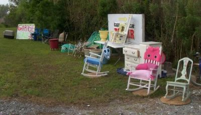 Garage Sale 5650 Grand Caillou Rd. Wed.  Thurs.