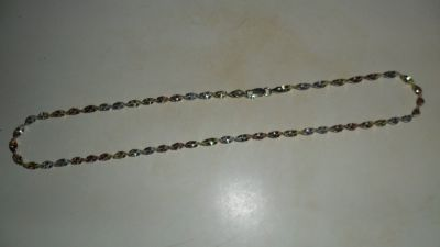 "18"" 925 silver necklace"