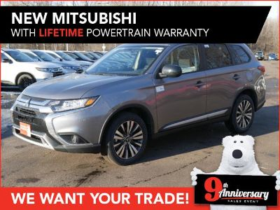 2019 Mitsubishi Outlander ES (Mercury Gray Metallic)