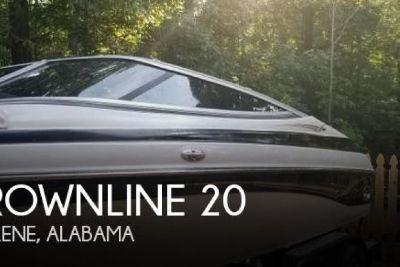 2004 Crownline 20