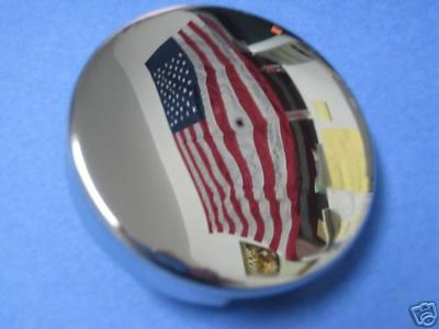 Buy Triumph unit 650 750 gas tank cap 83-3875 UK Made domed chrome motorcycle in Canyon Country, California, US, for US $19.00