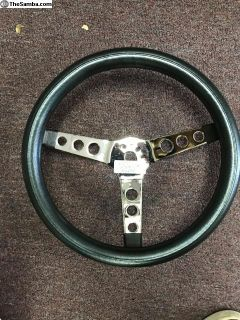 EMPI 13 1/2 Poly Foam Steering Wheel Kit