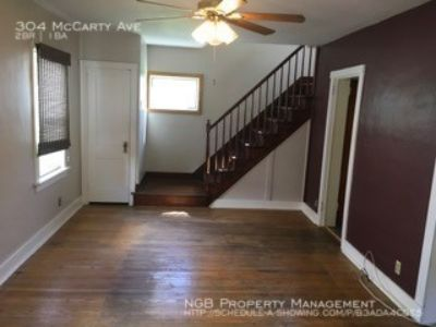 Single-family home Rental - 304 McCarty Ave