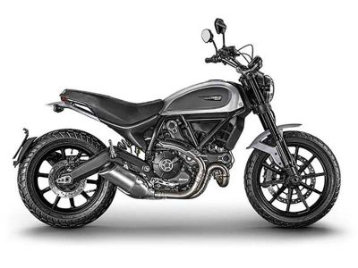 2018 Ducati Scrambler Icon Dual Purpose Motorcycles Albuquerque, NM