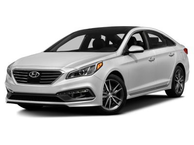 2015 Hyundai Sonata (Quartz White Pearl)