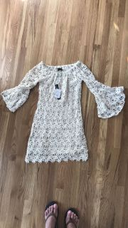 NWT S union of Angels tunic