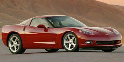 2005 Chevrolet Corvette Base (Black)