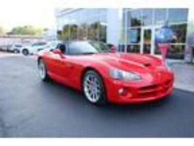 2005 Dodge Viper SRT-10 Convertible RED