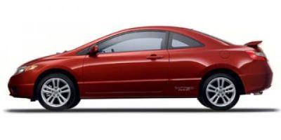 2008 Honda Civic Si (BLACK)