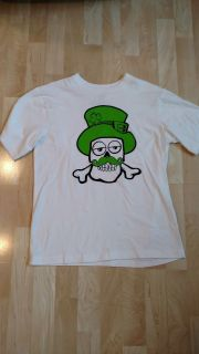 Childrens Place Shirt Size Xl 14 In Good Cond. Great For Saint Patty's Day Small Mark Near Bottom Smoke Free