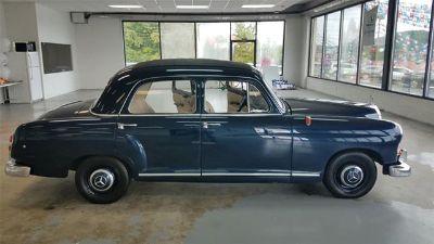 1960 Mercedes 190D