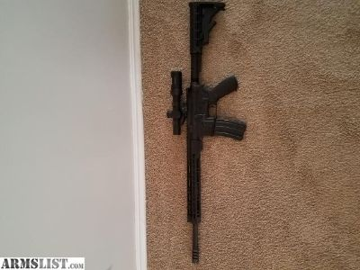 For Sale/Trade: Ar15 300 blackout