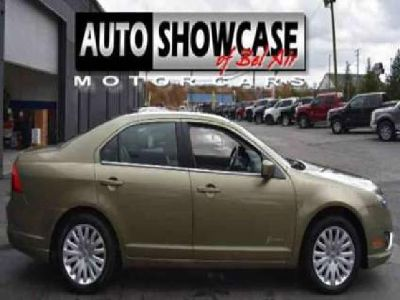 2012 Ford Fusion Hybrid Base 4dr Sedan