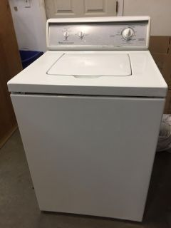 FREE Used Washer & Dryer