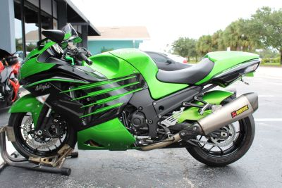 2015 Kawasaki Ninja ZX -14R ABS SuperSport Motorcycles Lake Park, FL