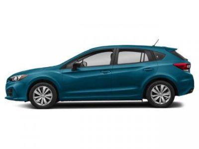 2019 Subaru IMPREZA hatchback Premium (Island Blue Pearl)