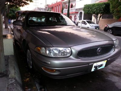 As good as new!  2004 Buick Lesabre