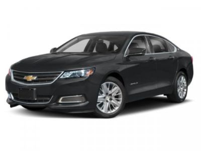 2019 Chevrolet Impala Premier (Iridescent Pearl Tricoat)