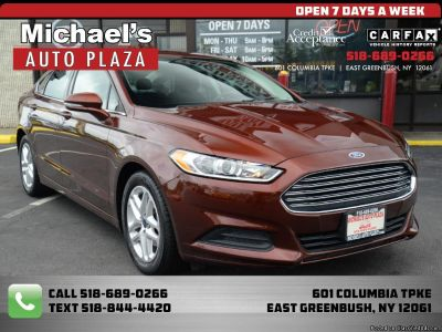 2016 Ford Fusion SE w/Backup Camera, Power Windows/Locks/Mirrors, Keyless Entry, Traction Control, Bluetooth, Portable Audio Connection, and MORE! We Finance, Trades Welcome! Stock#11870
