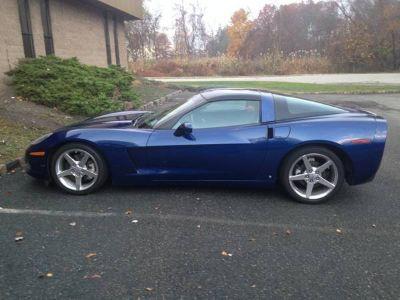 2007 3lt Corvette