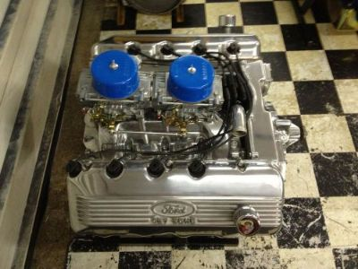 Purchase CUSTOM BUILT 427 SOHC FORD ENGINE 504CI ORIGINAL BLOCK Payment Plans Available motorcycle in Leesport, Pennsylvania, United States, for US $36,995.00