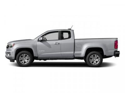 2018 Chevrolet Colorado 2WD LT (Silver Ice Metallic)