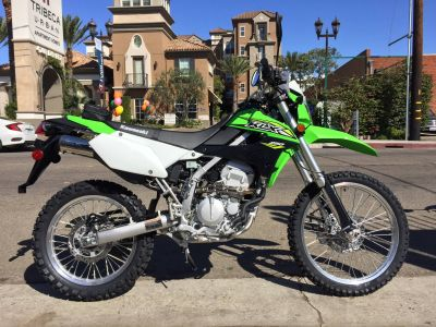 2018 Kawasaki KLX 250 Dual Purpose Motorcycles Marina Del Rey, CA
