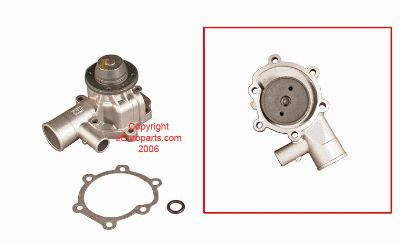 Find NEW Hepu Water Pump Kit SAAB OE 9321670 motorcycle in Windsor, Connecticut, US, for US $61.26