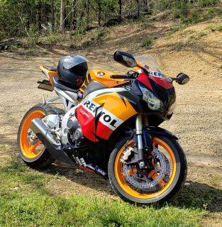 2009 Honda CBR 1000RR ABS