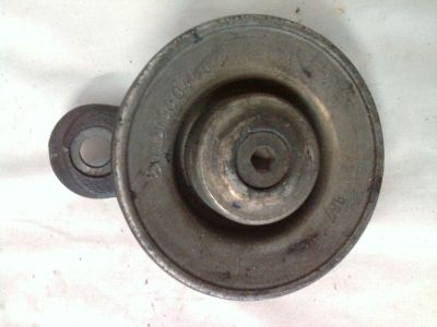 Sell Mercedes W126, W107 Air compressor pulley for engine M117 & M116 1161300460 motorcycle in Palm Coast, Florida, US, for US $19.99